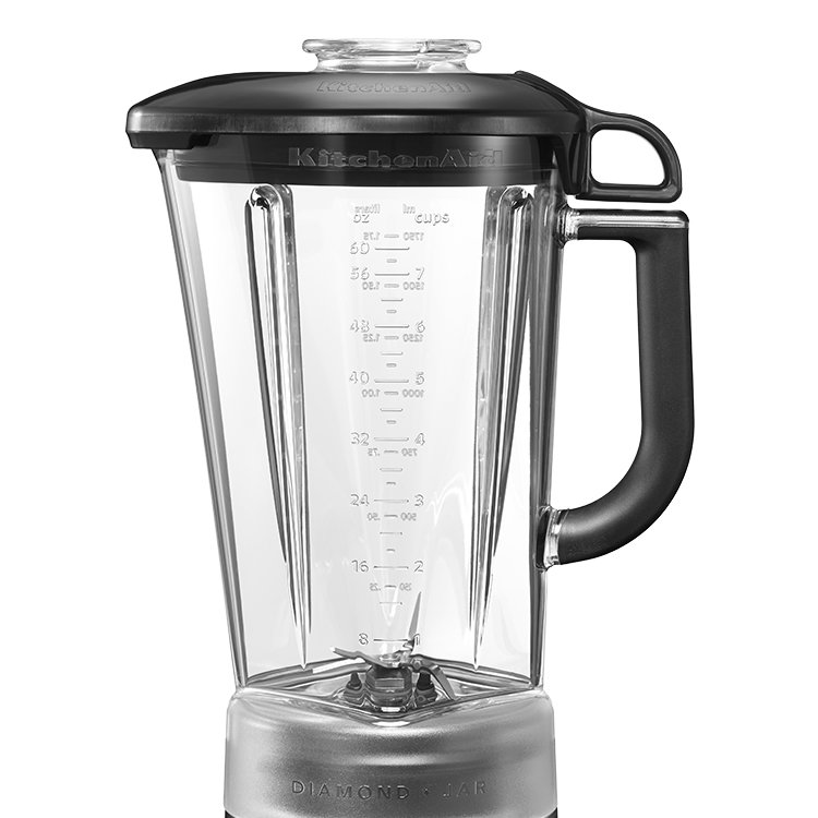 KitchenAid Diamond KSB1585 Blender Contour Silver