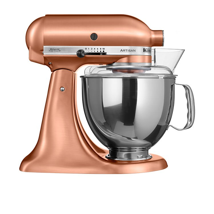 KitchenAid KSM150 Stand Mixer Limited Edition Satin Copper   Fast Shipping