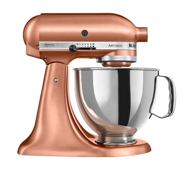 Kitchenaid Ksm150 Stand Mixer Limited Edition Satin Copper