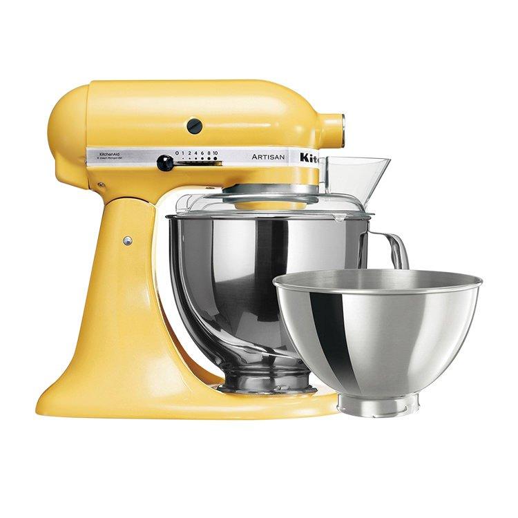KitchenAid KSM160 Stand Mixer Majestic Yellow Limited Edition