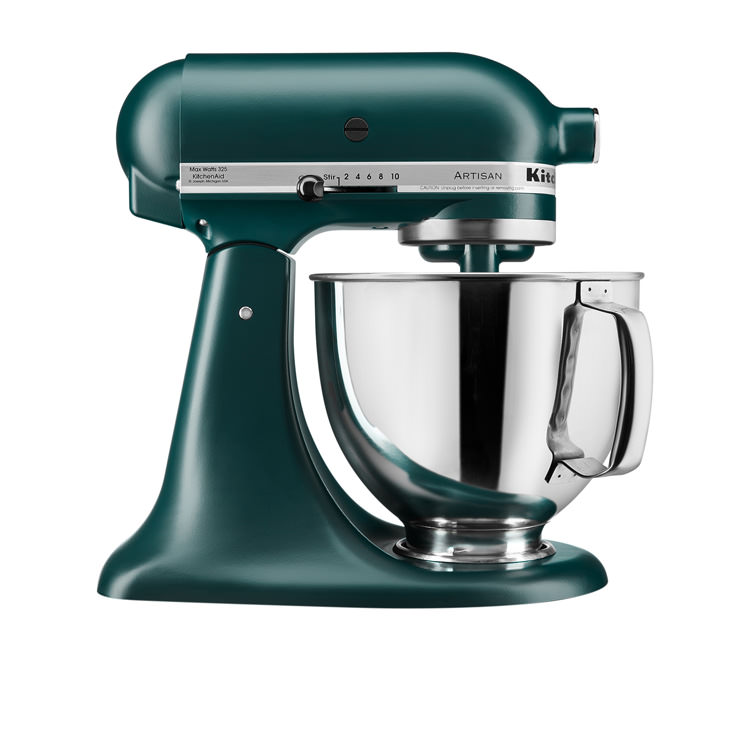 KitchenAid Matte Luxe Artisan KSM160 Stand Mixer Shaded Palm image #3