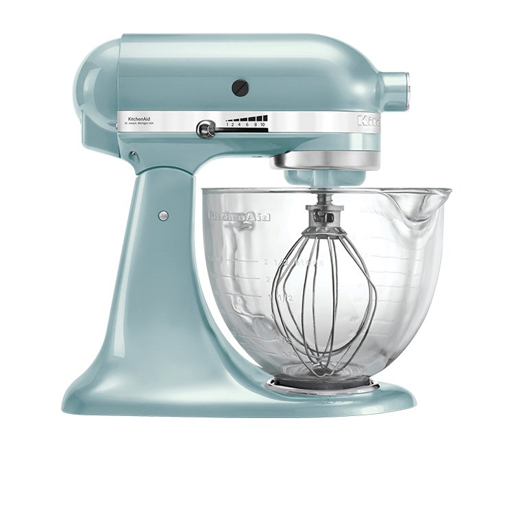 KitchenAid Platinum Collection KSM170 Stand Mixer Azure Blue