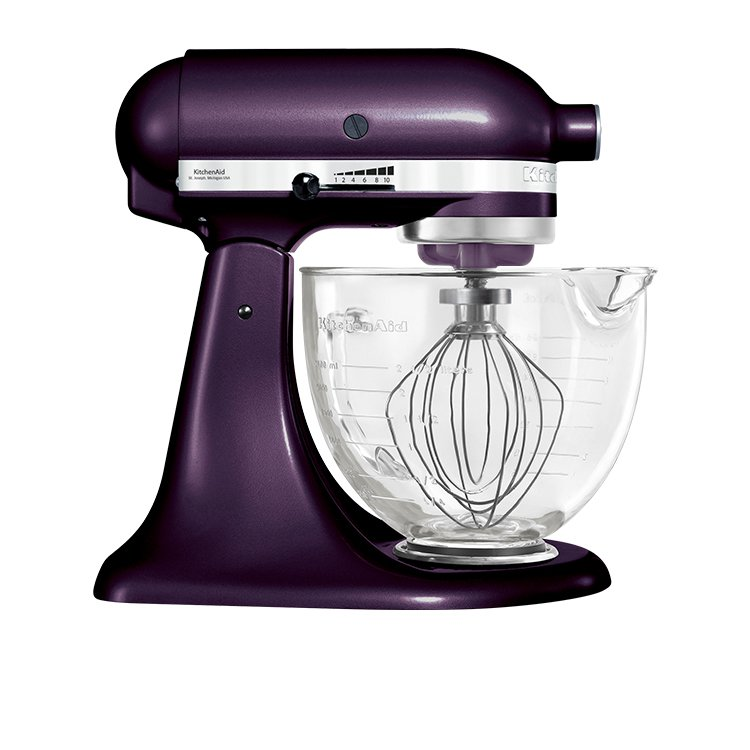 KitchenAid Platinum Collection KSM170 Stand Mixer Plumberry