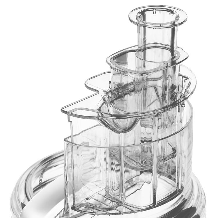 Kitchenaid 16 Cup Pro Line Food Processor Frosted Pearl
