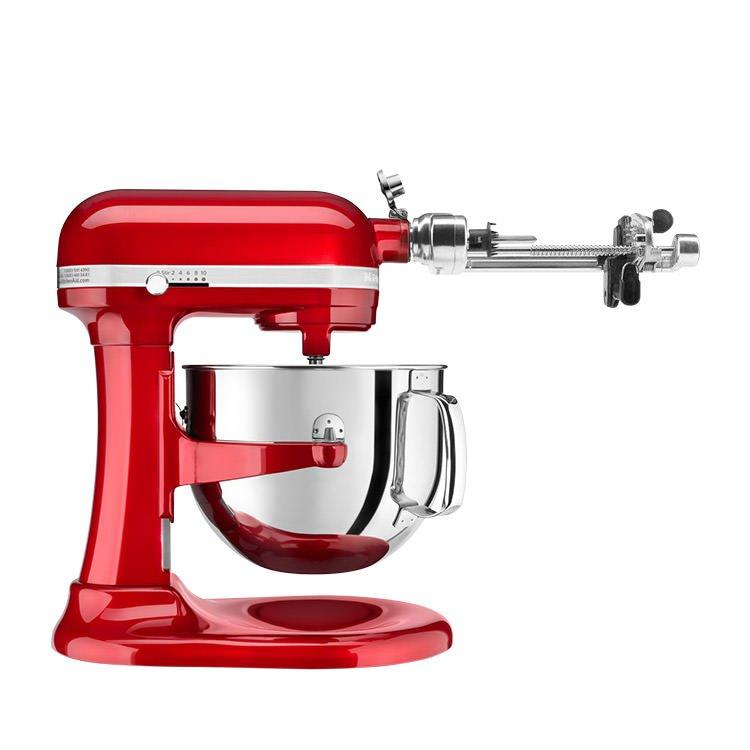 KitchenAid Pro Line KSM7581 BowlLift Stand Mixer Candy  -> Kitchenaid Spiralizer