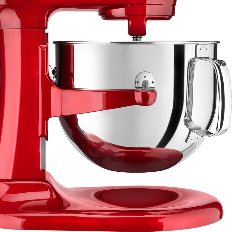 KitchenAid Pro Line KSM7581 Apple Red