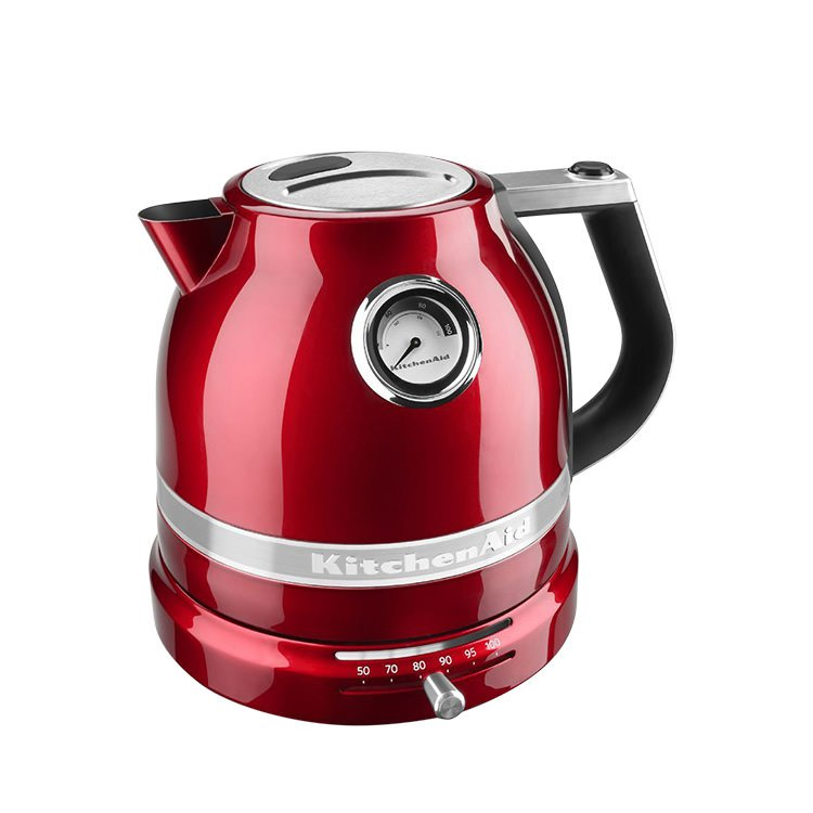 KitchenAid Pro Line Kettle Candy Apple Red