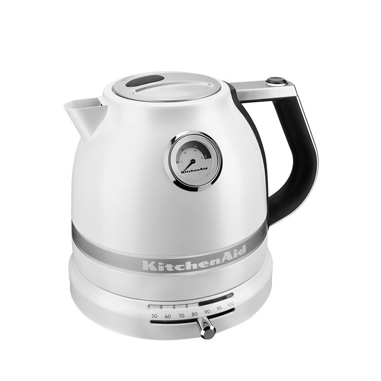 KitchenAid Pro Line Kettle Frosted Pearl