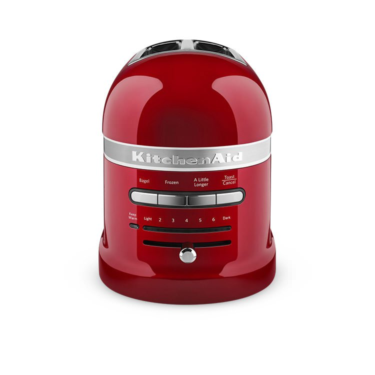 Kitchenaid Pro Line Toaster Candy Apple Red Fast Shipping
