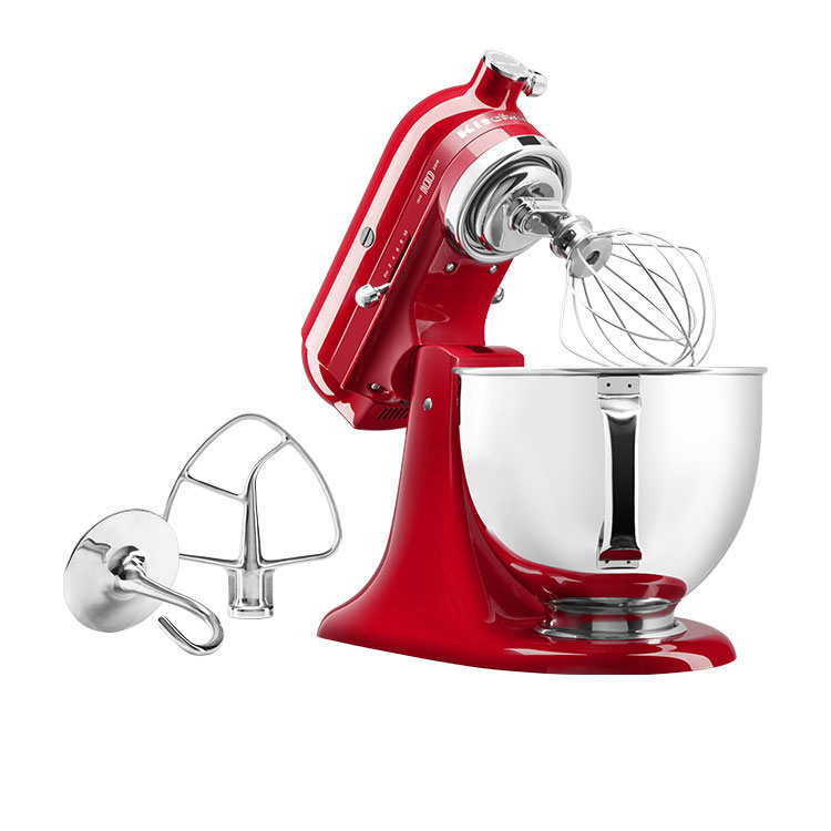 KitchenAid 100 Year KSM180 Stand Mixer Queen of Hearts