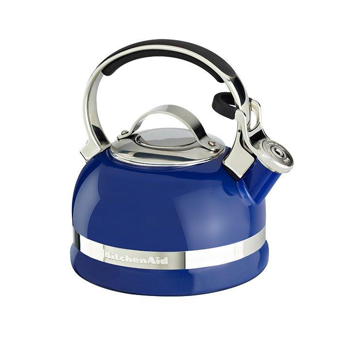 KitchenAid Stovetop Kettle 1.9L Doulton Blue