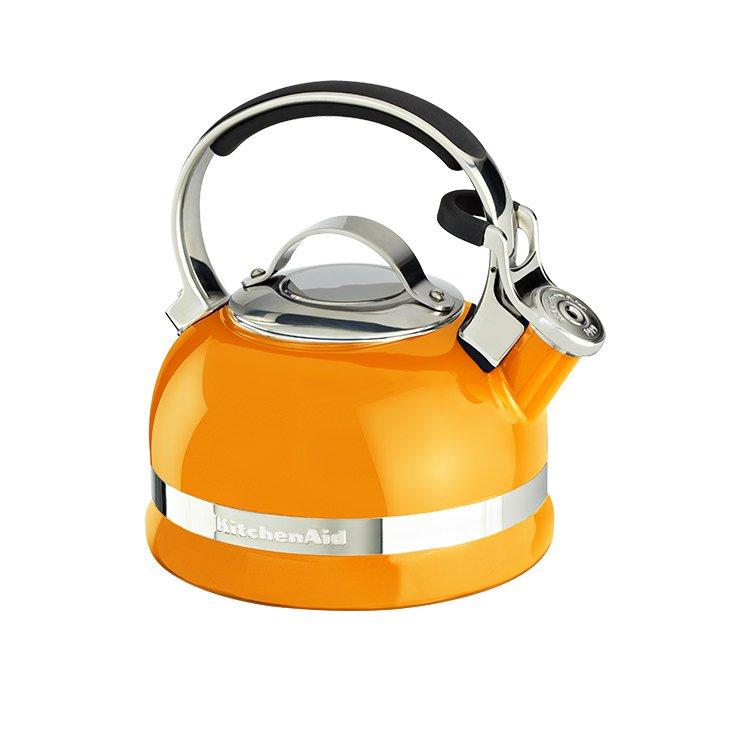 KitchenAid Stovetop Kettle 1.9L Mandarin Orange