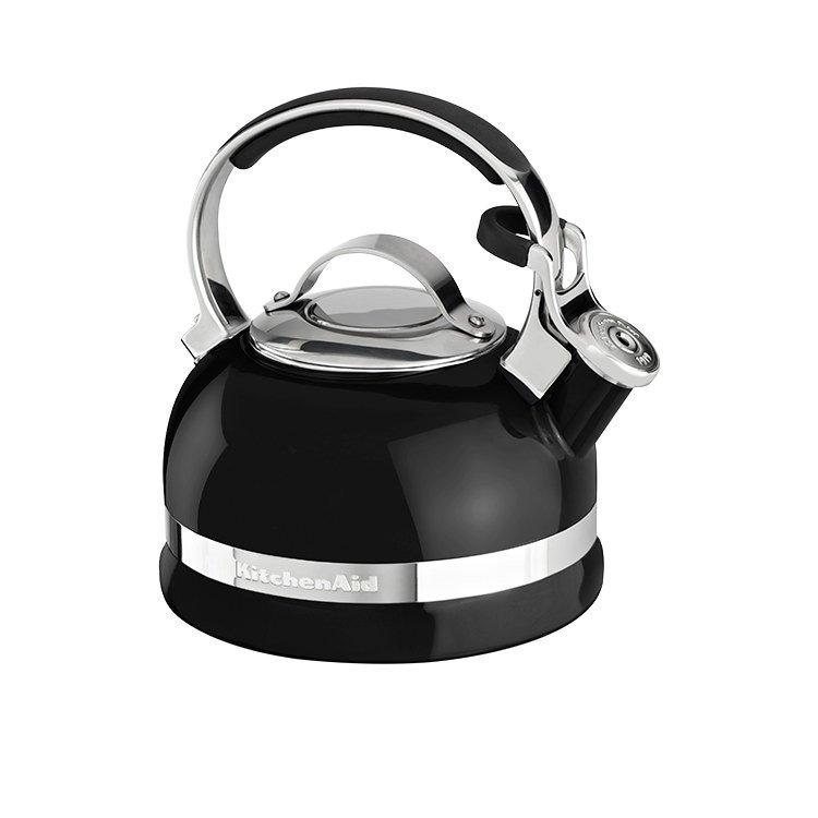 KitchenAid Stovetop Kettle 1.9L Onyx Black