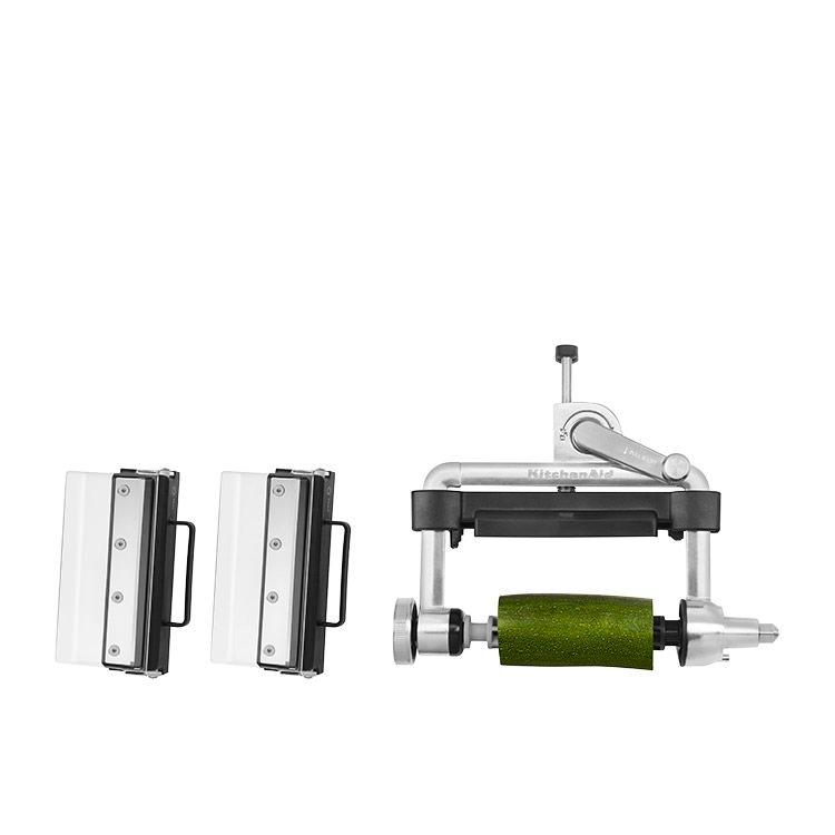 kitchenaid vegetable sheeter. view all: kitchenaid · appliance accessories kitchenaid vegetable sheeter