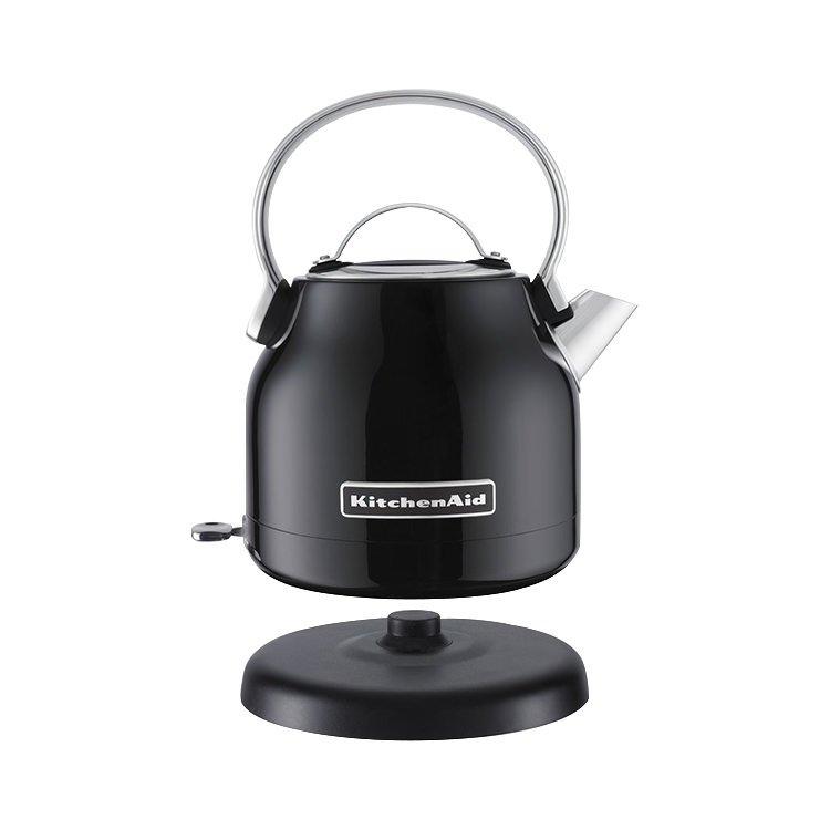 KitchenAid Artisan KEK1222 Electric Kettle 1.25L Onyx Black