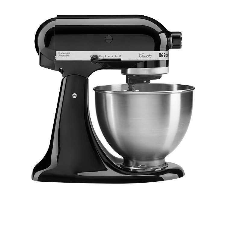 KitchenAid Classic KSM45 Stand Mixer Onyx Black