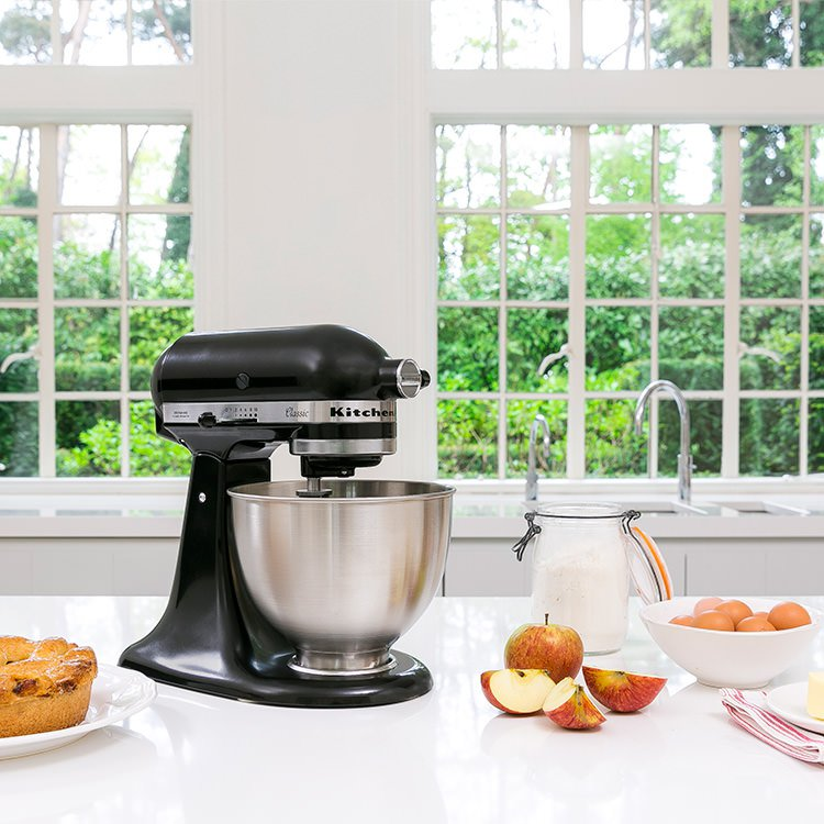 KitchenAid Stainless Steel Mixing Bowl for Tilt-Head Stand Mixer 2.8L