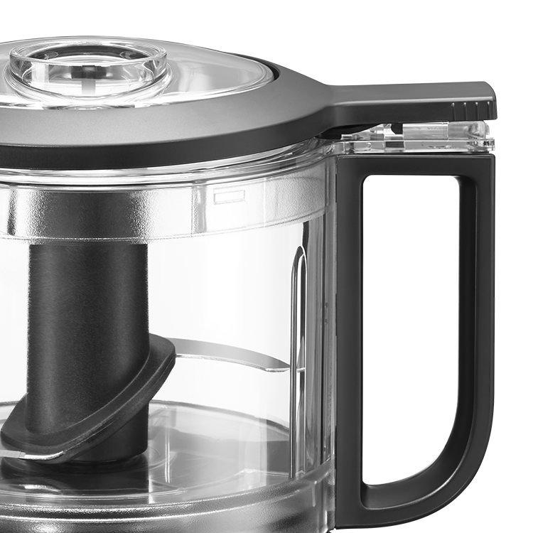 KitchenAid 3.5 Cup Mini Food Chopper Contour Silver
