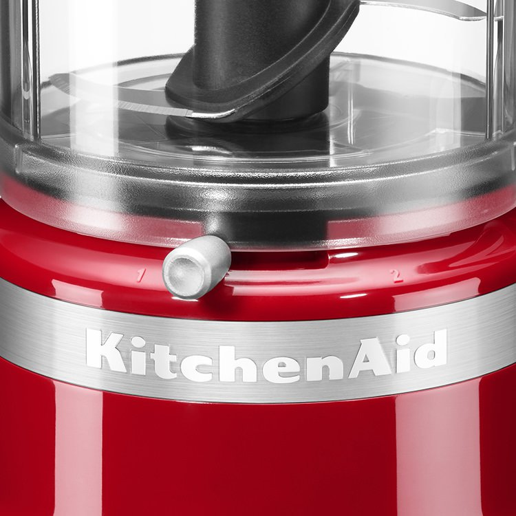 KitchenAid 3.5 Cup Mini Food Chopper Empire Red image #2