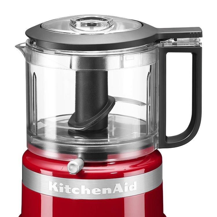 KitchenAid 3.5 Cup Mini Food Chopper Empire Red