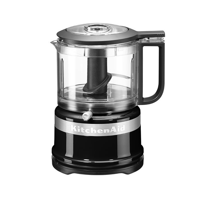 KitchenAid 3.5 Cup Mini Food Chopper Onyx Black