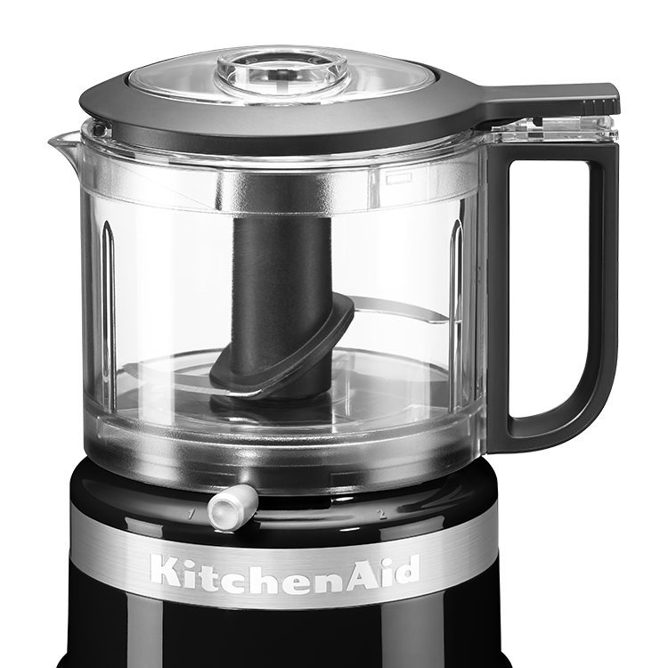 KitchenAid 3.5 Cup Mini Food Chopper Onyx Black image #3