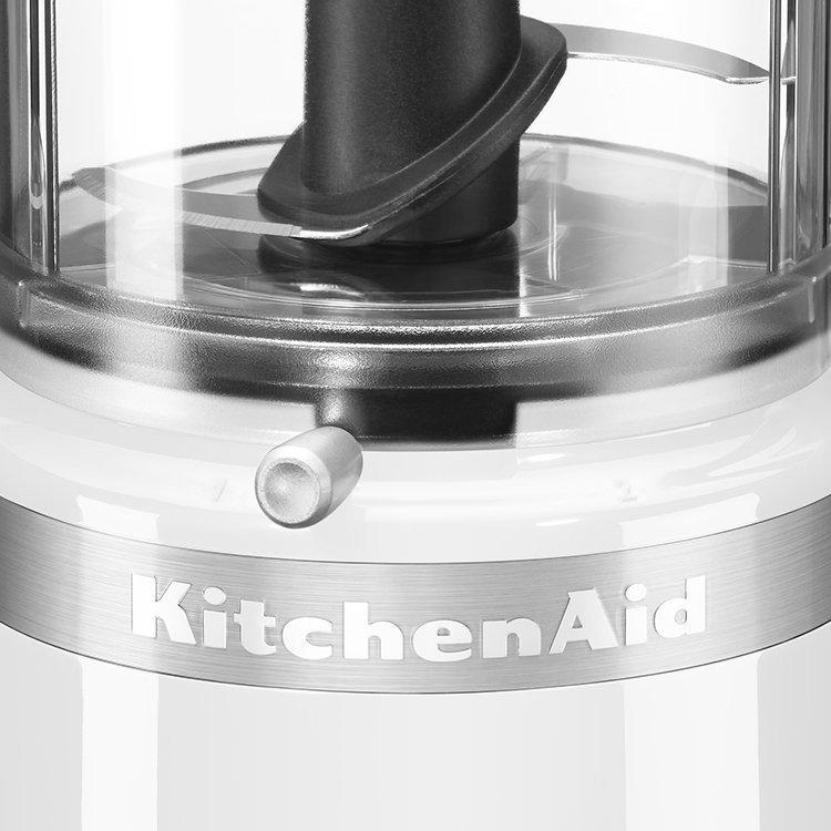 KitchenAid 3.5 Cup Mini Food Chopper White