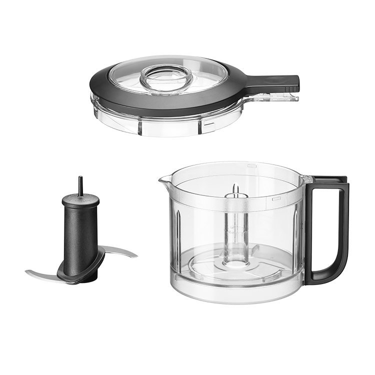 KitchenAid 3.5 Cup Mini Food Chopper Onyx Black image #5