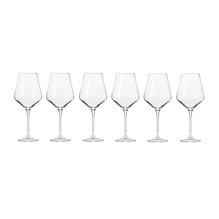 Krosno Avant Garde Wine Glass 490ml Set of 6 image #2