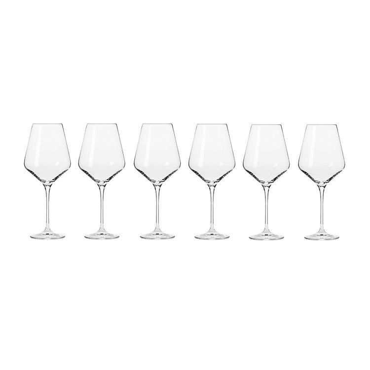 Krosno Avant Garde Wine Glass 490ml Set of 6