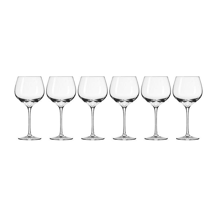 Krosno Harmony Wine Glass 570ml Set of 6 image #2