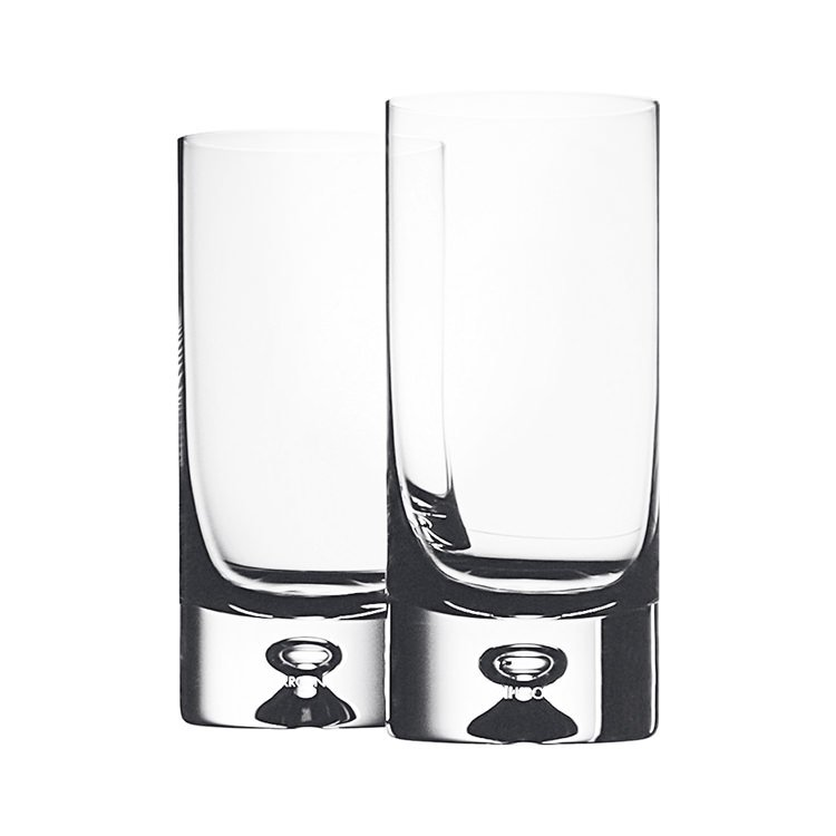Krosno Jensen Hi-Ball Glass Set of 2