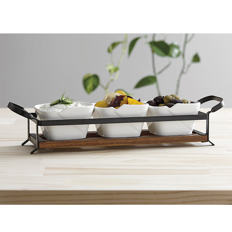 Ladelle Serve & Share Serving Set 4pc image #2