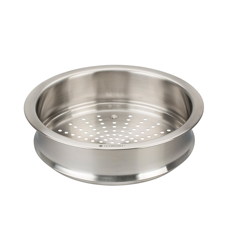 Le Creuset 3-Ply Stainless Steel Steamer 24cm