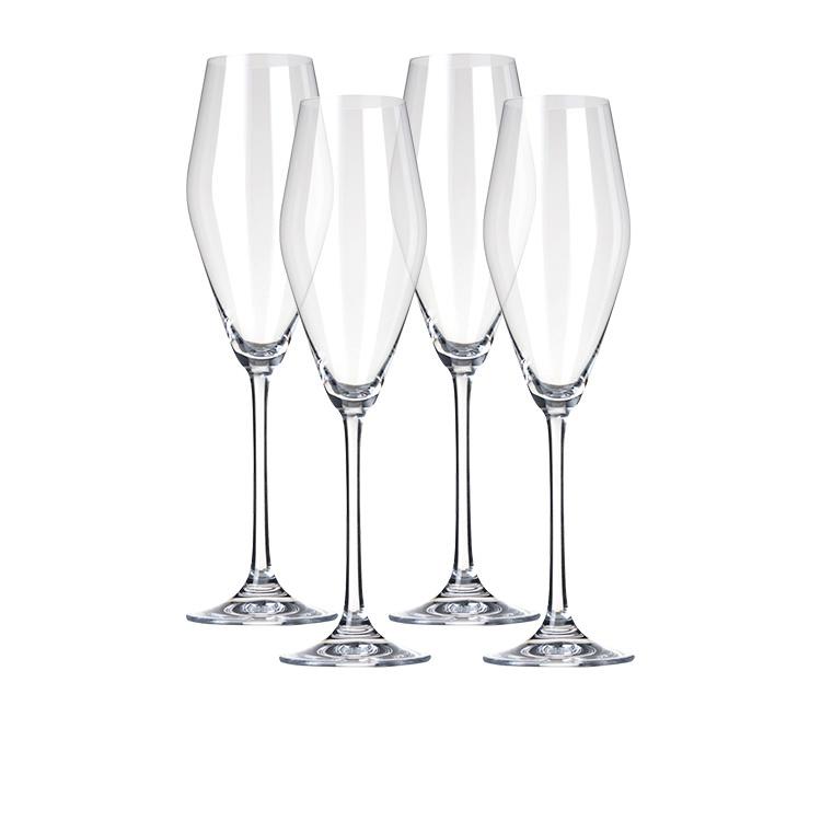 Le Creuset Flute Glass 265ml Set of 4