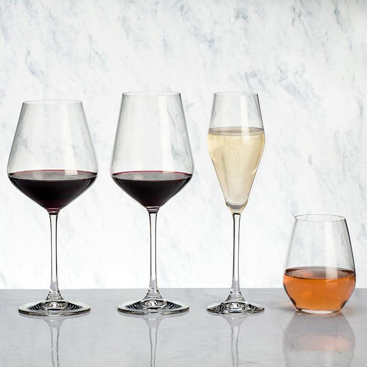 Le Creuset Flute Glass 265ml Set of 4 image #4