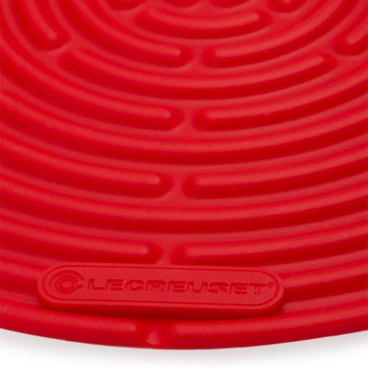 Le Creuset Silicone Cool Tool Round Mat 20cm Cerise