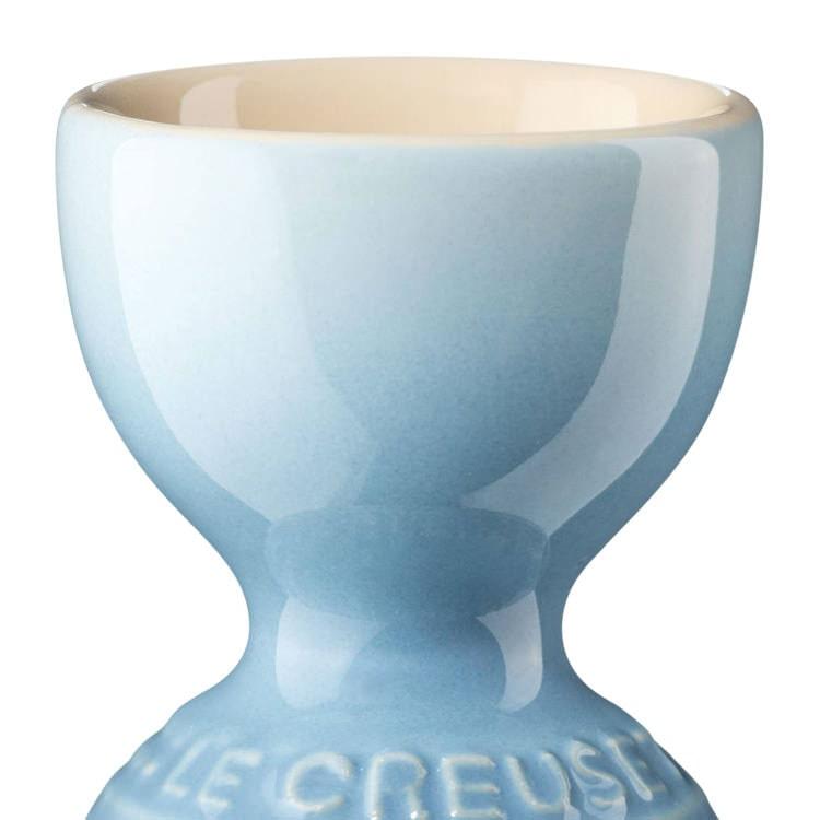 Le Creuset Stoneware Egg Cup Coastal Blue