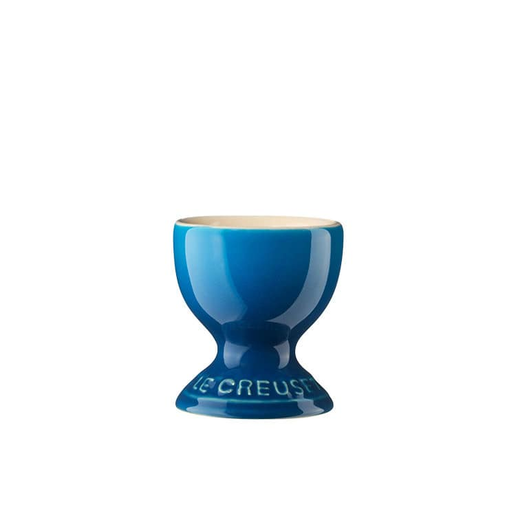 Le Creuset Stoneware Egg Cup Marseille Blue