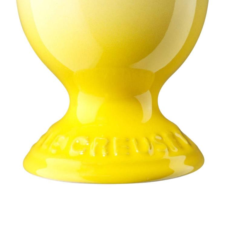 Le Creuset Stoneware Egg Cup Soleil
