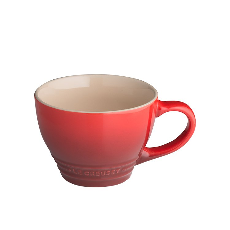 Le Creuset Stoneware Grand Mug 400ml Cerise