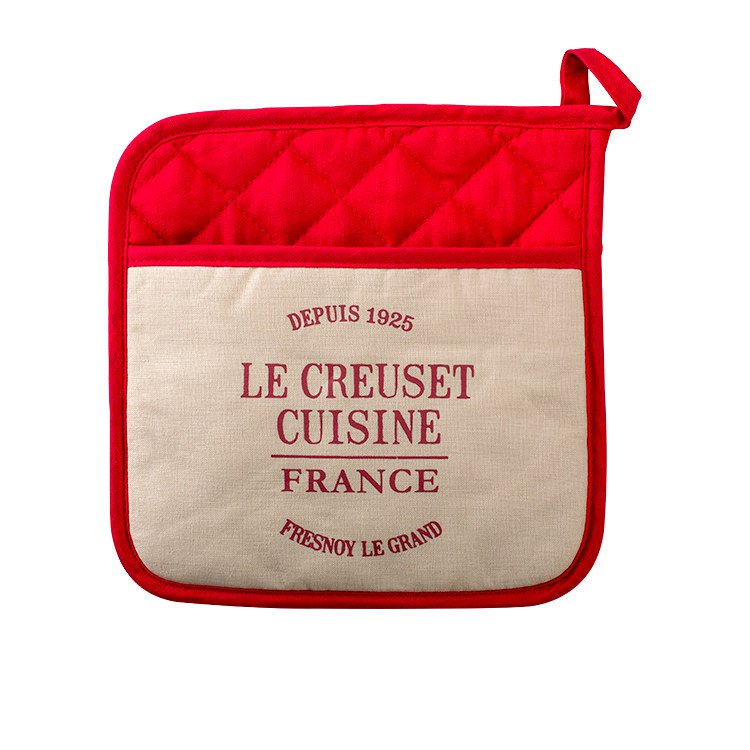 Le Creuset Heritage Pot Holder Cerise