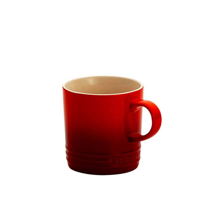 Le Creuset Stoneware Mug 200ml Cerise