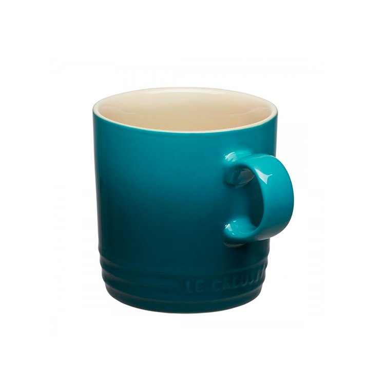 Le Creuset Stoneware Mug 200ml Deep Teal