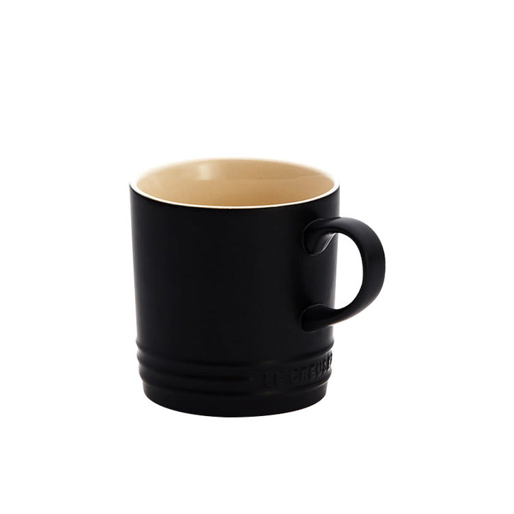 Le Creuset Stoneware Mug 350ml Satin Black