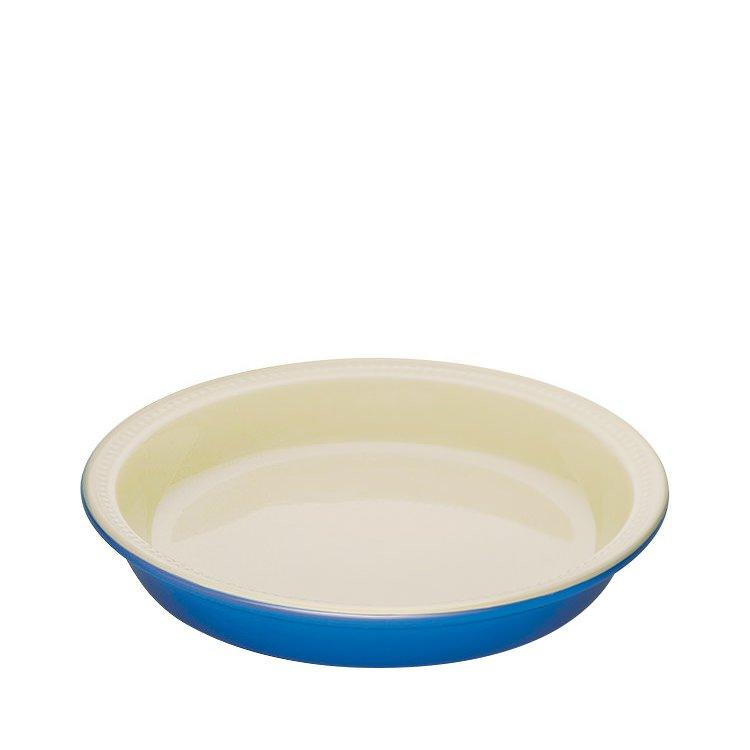 Le Creuset Pie Dish 24cm Marseille Blue