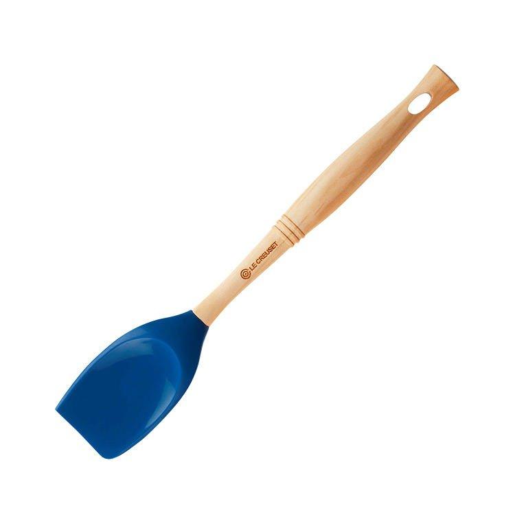 Le Creuset Professional Spoon Spatula Marseille Blue
