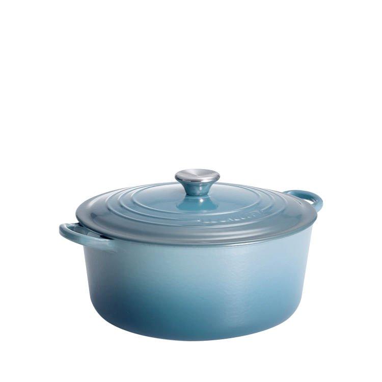Le Creuset Round French Oven 20cm - 2.4L Coastal Blue