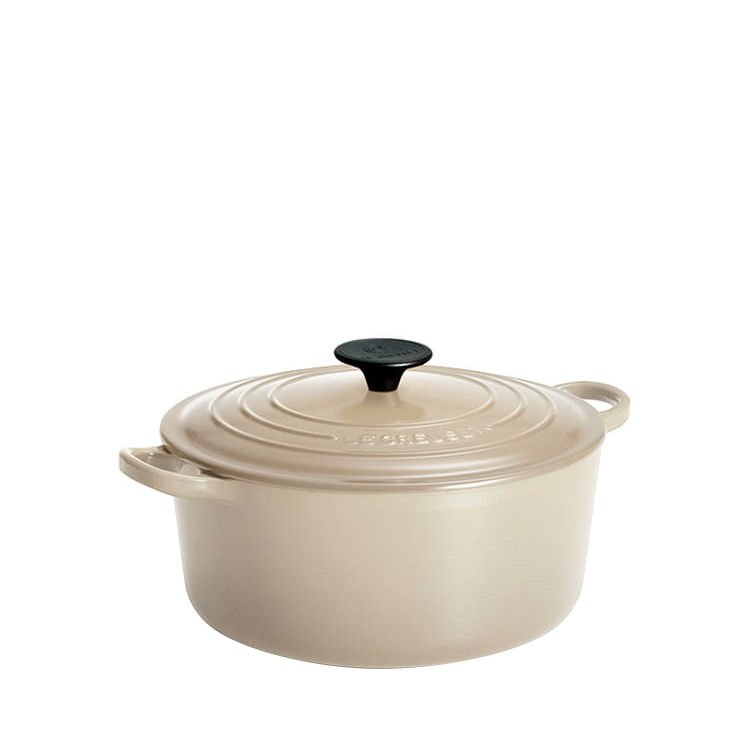 Le Creuset Round French Oven 20cm - 2.4L Dune
