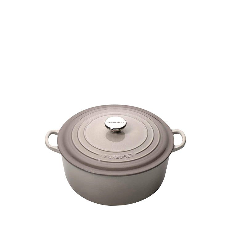 Le Creuset Round French Oven 20cm - 2.4L Nutmeg